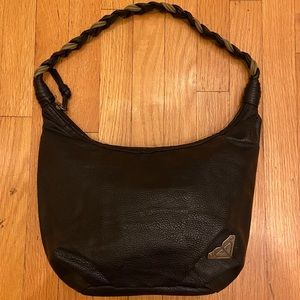Roxy Black Purse